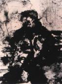Le lecteur, lithographie sur pierre