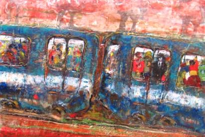 The train ride II
