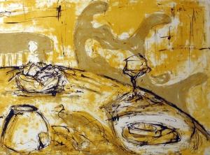 Rochelle Mayer - Le repas
